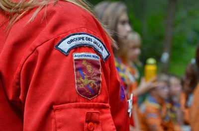 Le mouvement des Scouts et Guides de France est présent sur notre secteur.