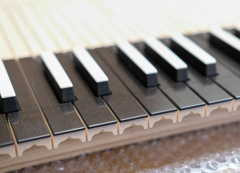 Clavier orgue Saint Médard en Jalles