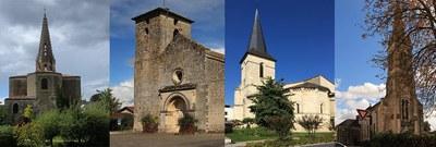 Retrouvez les horaires des messes et des confessions pour les paroisses des Jalles.